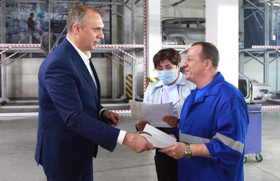 Сотрудники «Автотора» поправят здоровье в санатории «Янтарный берег» за счёт предприятия