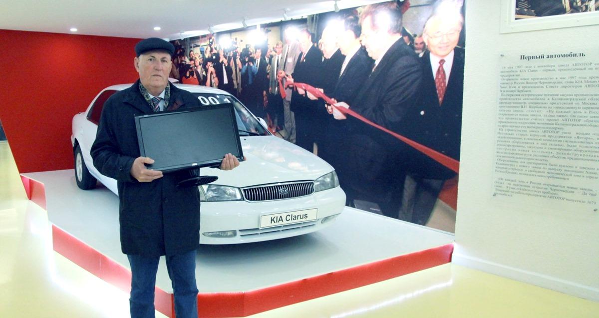 В преддверии Дня Победы «Автотор» оказал финансовую поддержку ветеранским организациям Калининграда