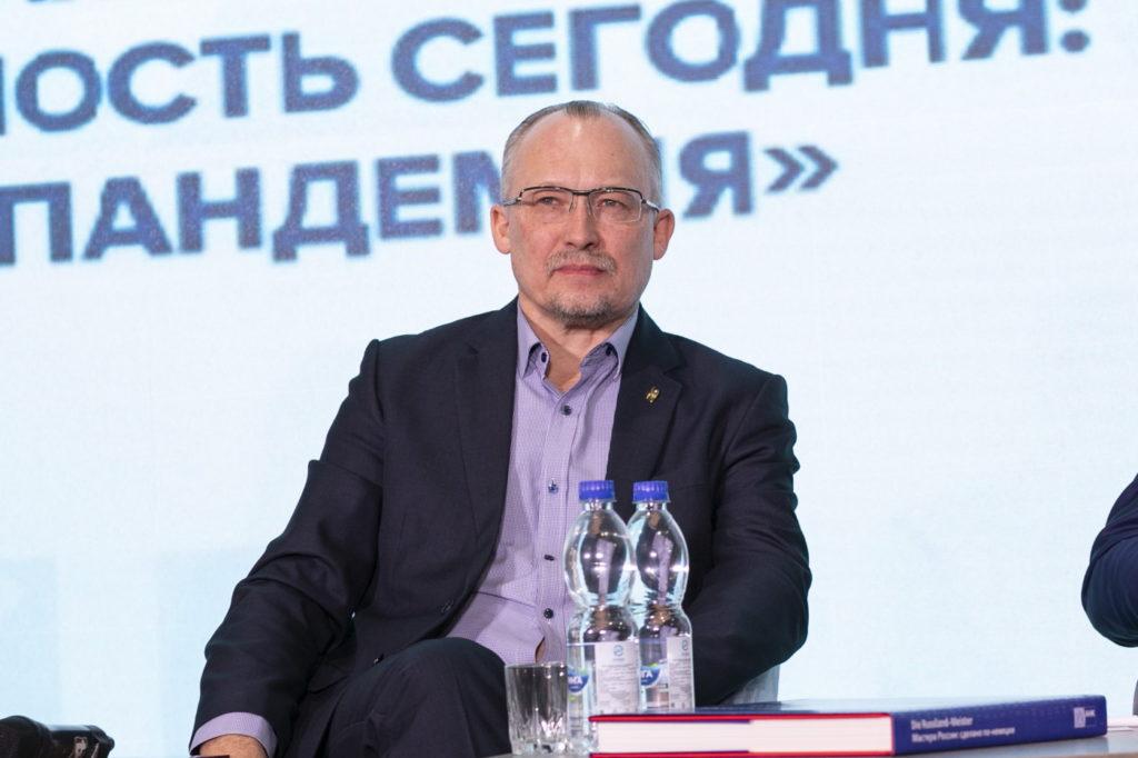 "Дмитрий Чемакин. Фото: ""Автотор""."
